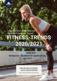 Multipower Fitness Trends Übersicht