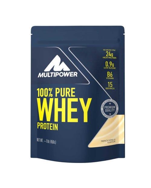 Multipower 100% Whey Protein Vanille 450g