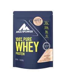 Multipower 100% Pure Whey Protein Milchreis-Zimt 450g
