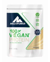 Multipower 100% Vegan Protein Vanille 450g