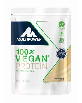 Mul Vegan Protein Vanille 450g