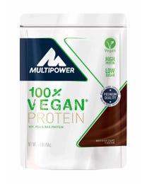 Multipower 100% Vegan Protein Schokolade 450g