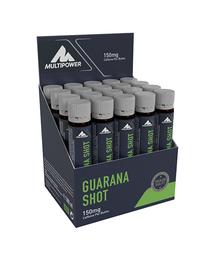 Multipower Guarana Shot 20x25ml