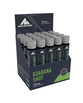 Mul Guarana Shot       20x25ml