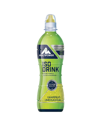 Multipower Iso Drink Grapefruit-Limette 500ml