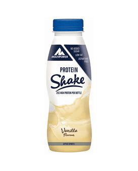 Multipower 25g High Protein Shake Vanille 330ml