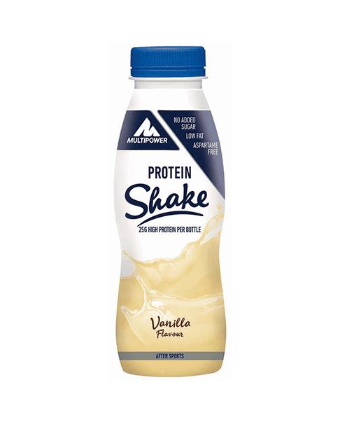Mul 25g Protein Shake Vanille 330ml