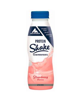 Multipower 25g High Protein Shake Erdbeer 330ml