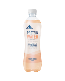Multipower Proteinwasser White Peach 500ml