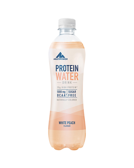Mul Proteinwasser White Peach 500ml