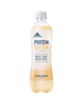 Mul Prot.Wasser Citrus Orange 500ml