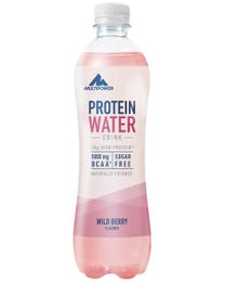 Multipower Proteinwasser Wild Berry 500ml