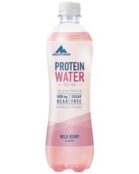 Multipower Proteinwasser Wild Berry 500ml