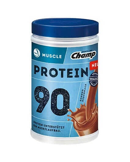 Champ Protein 90 Shake Schoko 3x390g