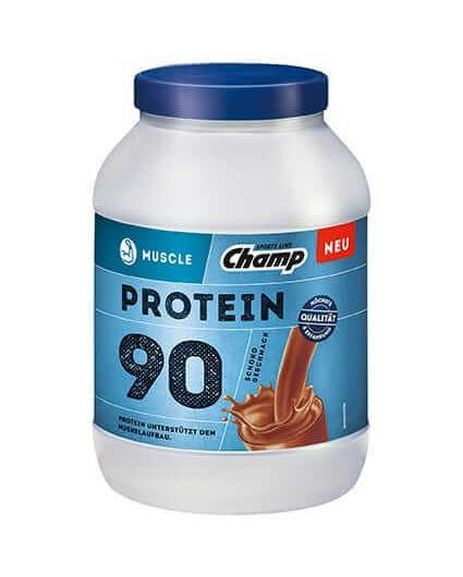 Champ Protein 90 Shake Schoko 3x780g