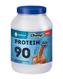 Champ Protein Shake 90 Nougat 3x780g
