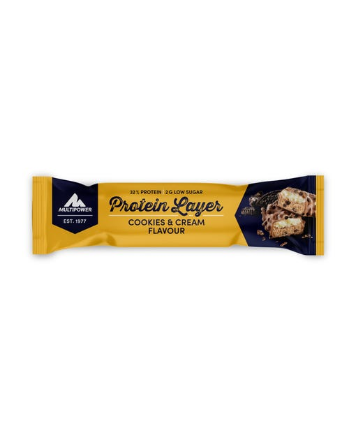 Multipower Protein Layer Cookies&Cream 50g
