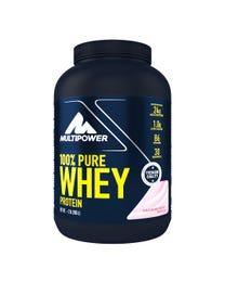 Multipower 100% Whey Protein Erdbeere 900g