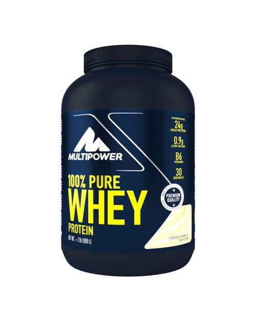 Multipower 100% Whey Protein Vanille 900g