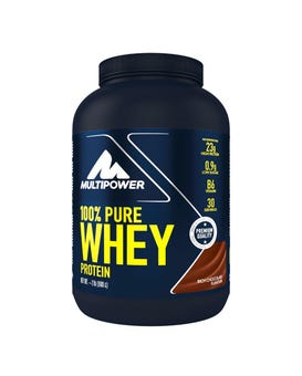Mul Whey Protein Choco 900g
