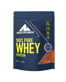 Multipower 100% Whey Protein Coffee Caramel 450g