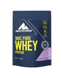 Multipower 100% Whey Protein Heidelbeer Joghurt 450g