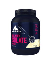 Multipower 100% Whey Isolate Vanille 725g