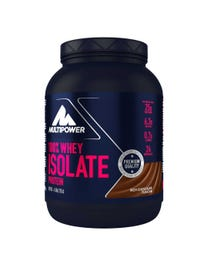Multipower 100% Whey Isolate Schokolade 725g