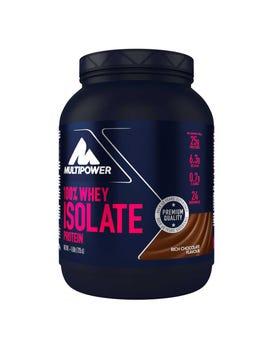 Multipower 100% Whey Isolate Schokolade 725g