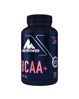 Multipower BCAA 102 Kapseln 102g