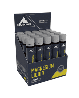Mul Magnesium Liquid 20*25ml Amp