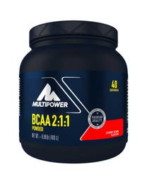 Multipower BCAA 2:1:1 Powder 400g