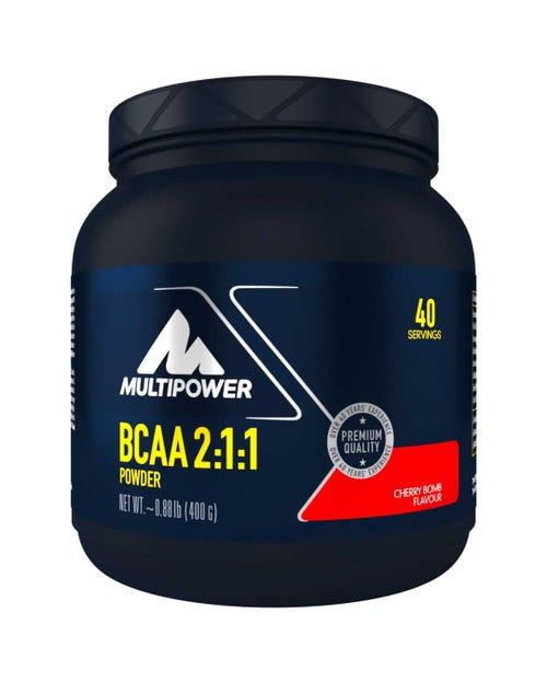 Multipower BCAA 2:1:1 Powder 400g