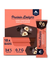 Multipower Protein Delight Dark Chocolate Mocca 35g