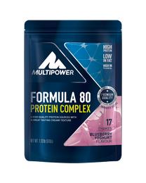 Multipower Formula 80 Heidelbeer Joghurt 510g