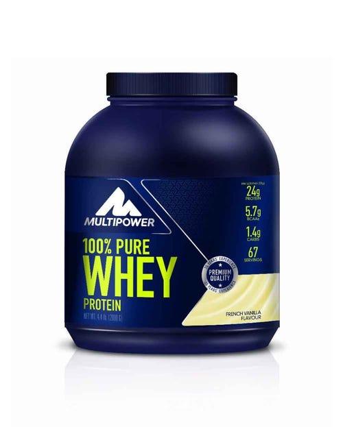 Mul Whey Protein Vanille 2000g