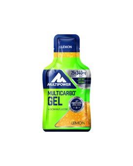 Multipower Carbo Gel Lemon 24x40g
