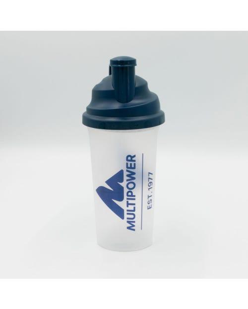 Multipower Protein Shake Mixe in blau