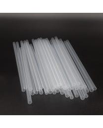 Multipower PLA-Trinkhalm durchsichtig 150 Stück.
