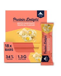 Multipower Protein Delight White Chocolate Tropical 35g