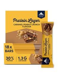 Multipower Protein Layer Peanut Caramel 50g